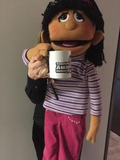 Tara & Mug 2015
