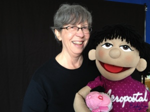 Sylvia Segal Puppeteer